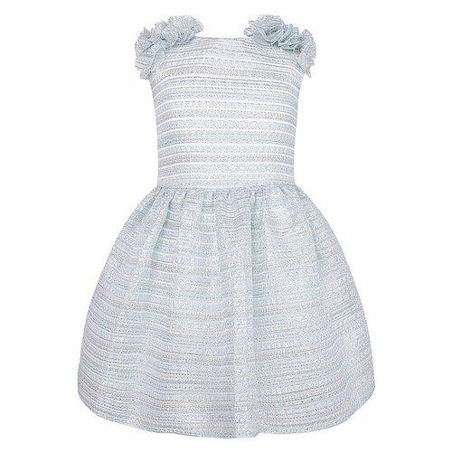 Платье David Charles размер 140, голубой