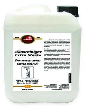 Очиститель для автостёкол Autosol GlasReiniger Extra Stark