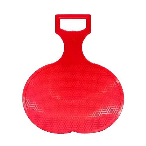 Купить Ледянка Rich Toys Малая 35х30 см красный, Ледянки