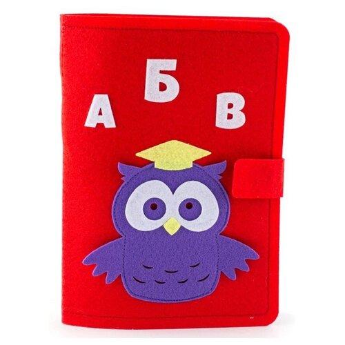 Купить Обучающий набор Фетров Алфавит 1301001 разноцветный, Обучающие материалы и авторские методики
