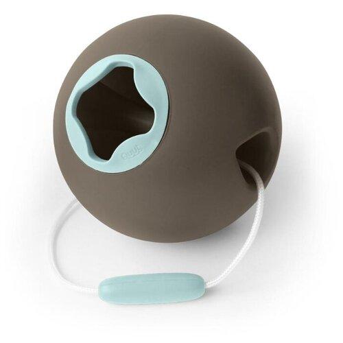 Ведро Quut Ballo Classic серый банджи и винтажный синий