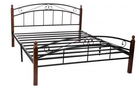 Кровать два TetChair AT-8077 двуспальная