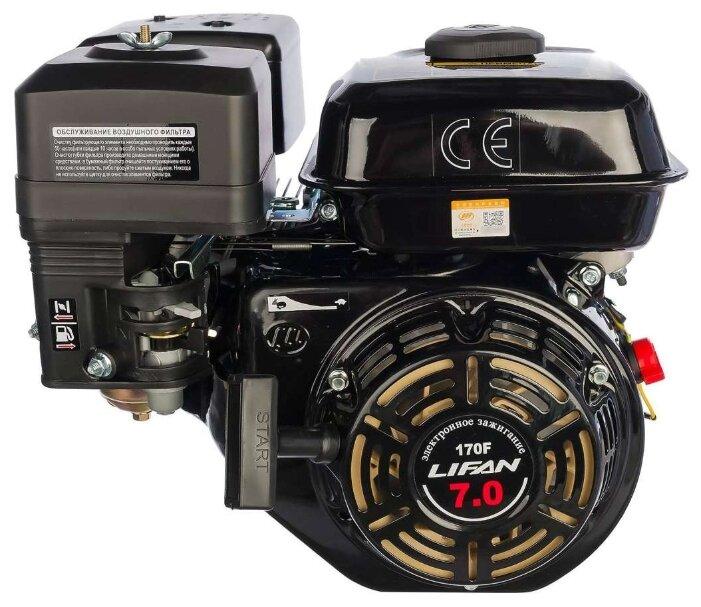 Бензиновый двигатель LIFAN 170F D20 (00619)