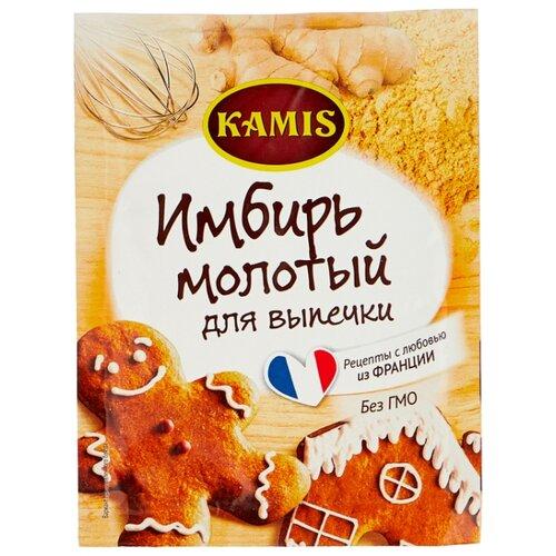 KAMIS Имбирь молотый для выпечки (1 шт. по 13 г) kamis корица молотая для выпечки