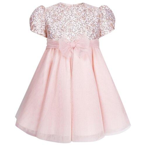 Платье Aletta размер 92, розовый