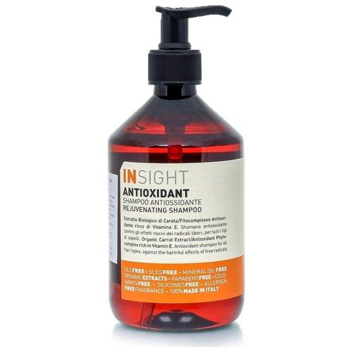 Купить Insight шампунь Antioxidant Rejuvenating антиоксидант для всех типов волос 400 мл с дозатором