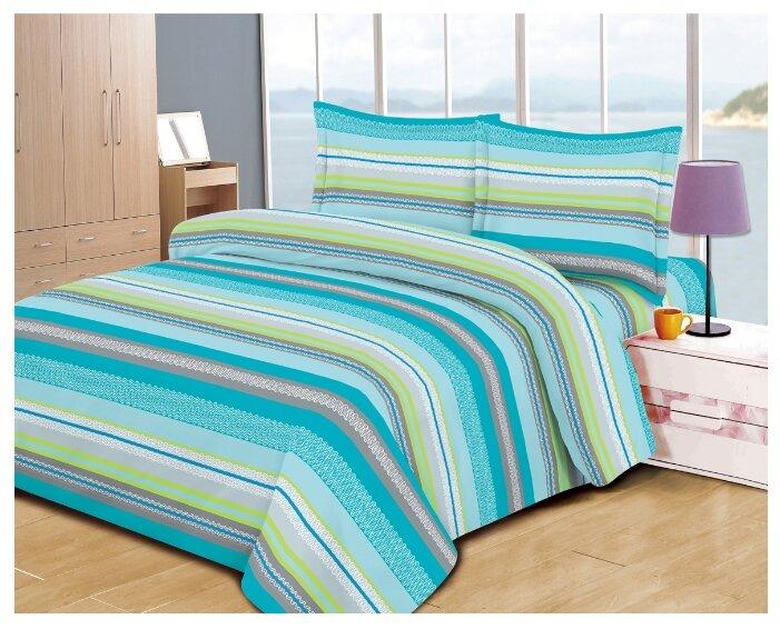 Постельное белье 1.5-спальное ТДЛ Текстиль 172954 микрофибра