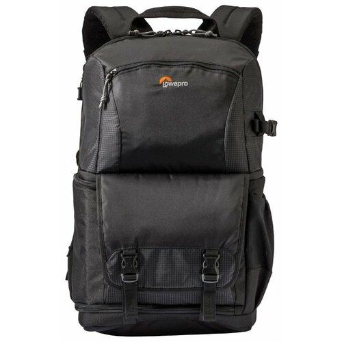 Фото - Рюкзак для фотокамеры Lowepro Fastpack BP 250 AW II черный сумка для фотокамеры lowepro toploader zoom 45 aw ii синий