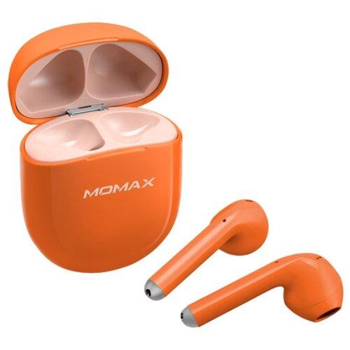Беспроводные наушники MOMAX Pills Lite power orange беспроводные наушники meizu ep52 lite белый