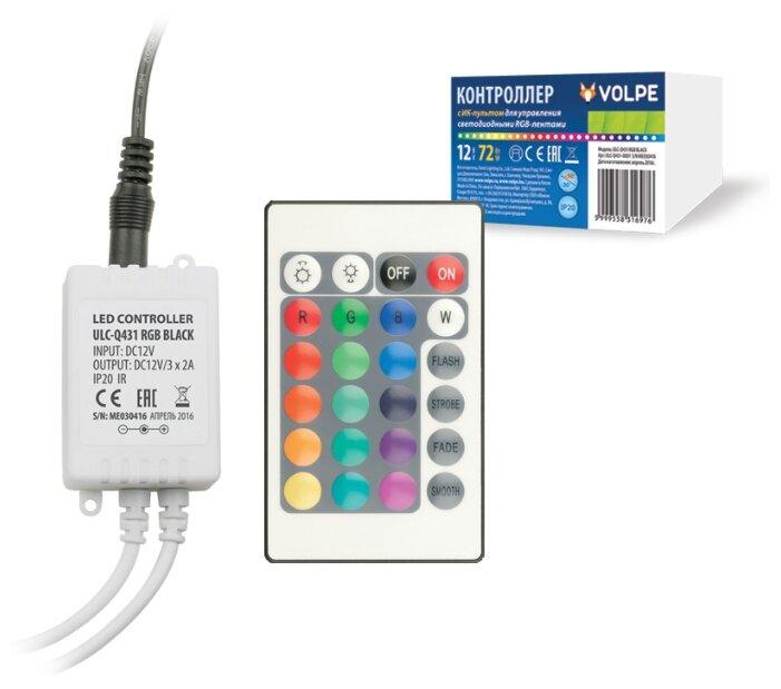 Контроллер для светодиодов VOLPE ULC-Q431
