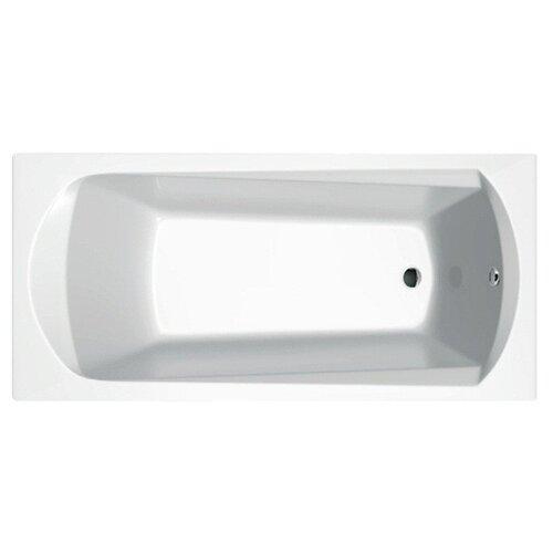Ванна RAVAK Domino 170x75 без гидромассажа акрил левосторонняя/правосторонняя ванна ravak chrome 170x75 без гидромассажа акрил