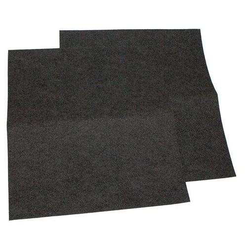 Комплект ковриков Dollex KSV-4045 2 шт. черный