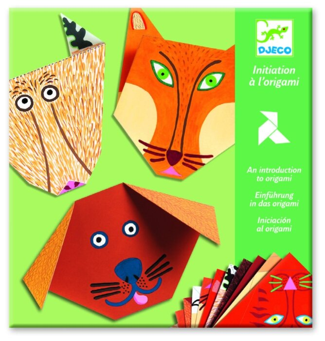DJECO 8761 Набор для оригами