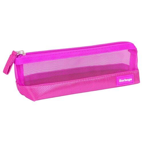 Berlingo Пенал-косметичка Style розовый
