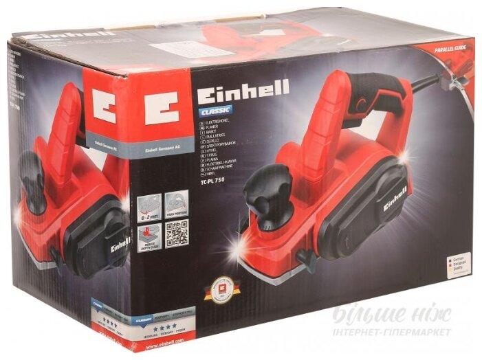 Электрорубанок Einhell TC-PL 750