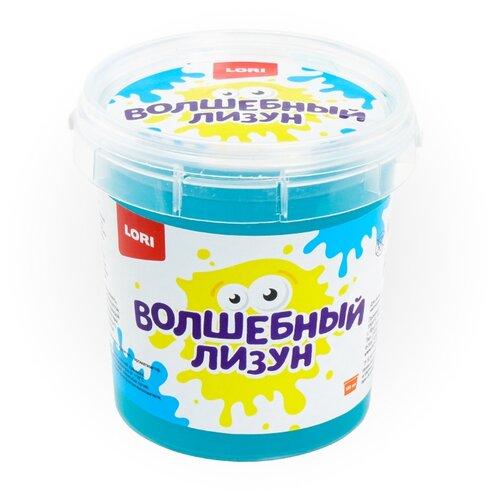 Купить Лизун LORI Волшебный с ароматом тутти-фрутти голубой, Игрушки-антистресс