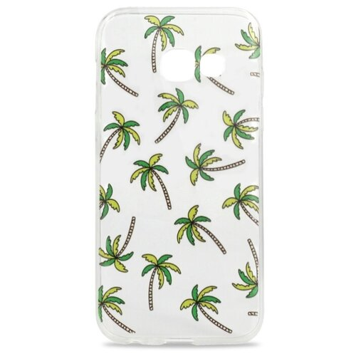 Купить Чехол Pastila Spring picture для Samsung Galaxy A3 (2017) пальмы