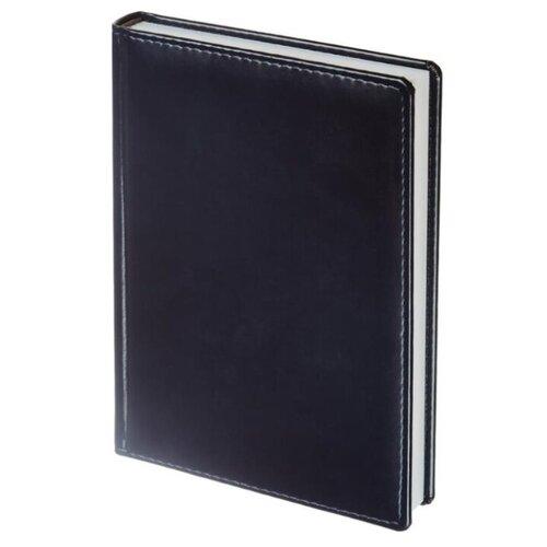 Купить Ежедневник Attache Каньон недатированный, искусственная кожа, А5, 176 листов, синий, Ежедневники, записные книжки