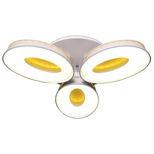 Светильник светодиодный Ambrella light FG1020/3 WH 72W+36W D780, LED, 54 Вт iproled 72w dia 63cm switch control cct dimmable 6pcs clouds design led ceiling light