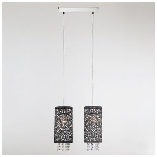 цена на Светильник Eurosvet Laguna 1180/2 хром, E14, 120 Вт