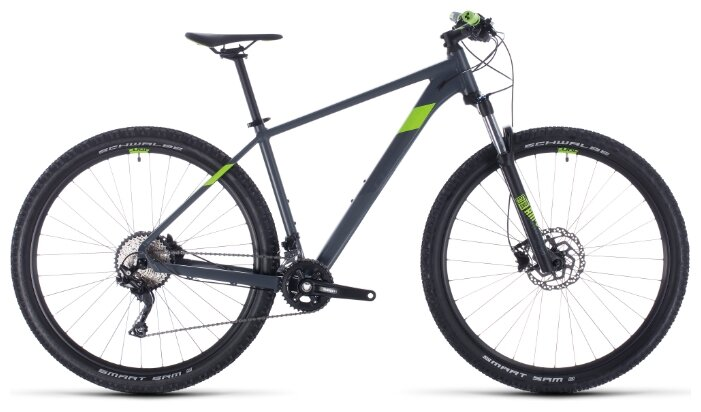 Горный (MTB) велосипед Cube Attention 29 (2020) — купить по выгодной цене на Яндекс.Маркете