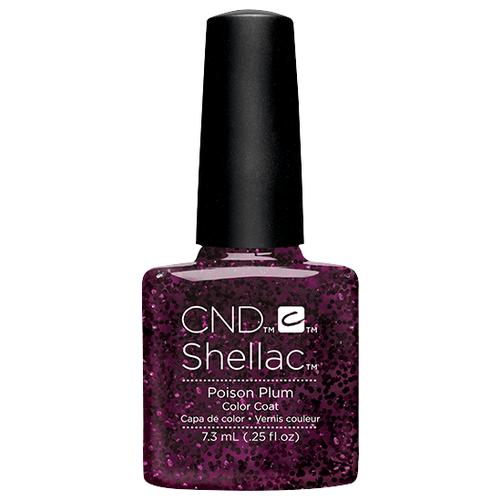 Купить Гель-лак для ногтей CND Shellac Contradictions, 7.3 мл, Poison Plum
