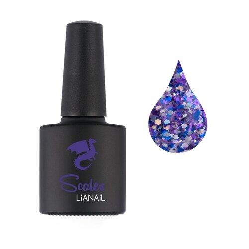 Фото - Гель-лак для ногтей Lianail Scales, 10 мл, Misty dragon гель лак для ногтей lianail party 10 мл звезда r'n'b
