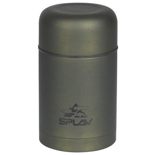 Термос для еды Сплав SH-750, 0.75 л хаки