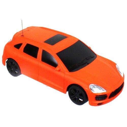 Легковой автомобиль 1 TOY Спортавто (T13833/T13834/T13835) 1:24 20 см оранжевый легковой автомобиль 1 toy спортавто t13833 t13834 t13835 1 24 20 см оранжевый