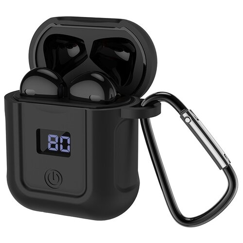 Беспроводные наушники Hoco S11 black наушники hoco e47 traveller black