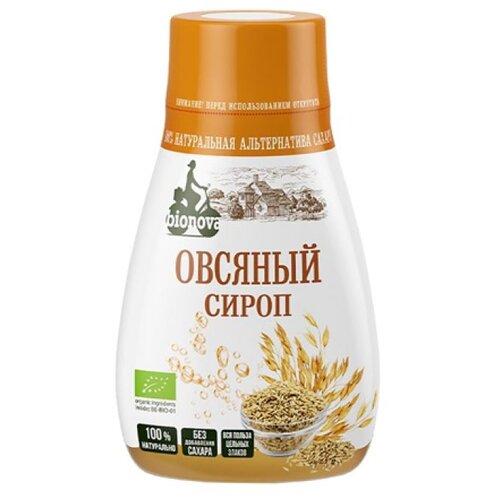 BIONOVA Сироп овсяный жидкость 230 г