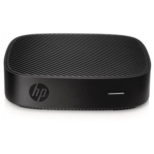 Купить Тонкий клиент HP t430 (3VL59AA) Intel Celeron N4000/4 ГБ/Intel UHD Graphics 600/Linux черный