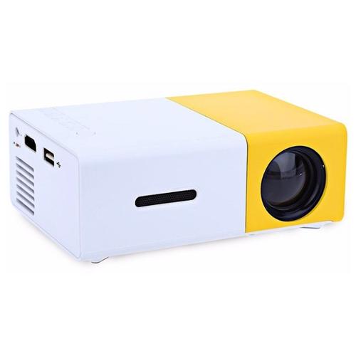 Карманный проектор Unic YG-300 желтый