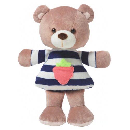 Купить Мягкая игрушка Левеня Мишка сидящий Бени 29 см, Мягкие игрушки