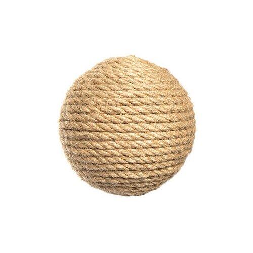Когтеточка динамическая Petsiki Клубок миниатюрный(песочный)
