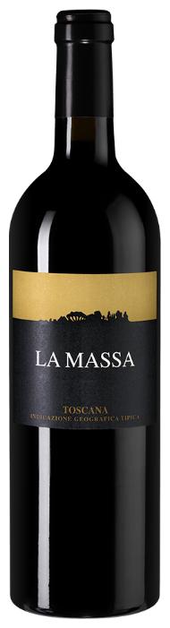 Вино La Massa, 2016, 0.75 л
