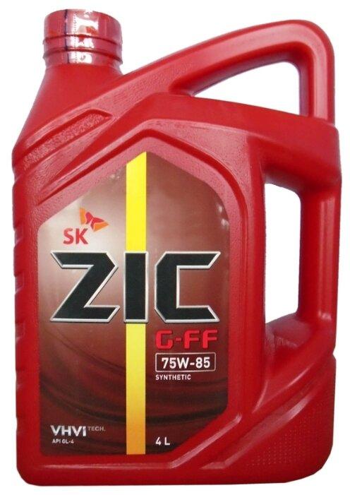 Трансмиссионное масло ZIC G-FF, синтетическое, 75W-85, 1 л. 132626