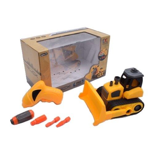 Винтовой конструктор Can Xin Long Toys Truck CXL600-2