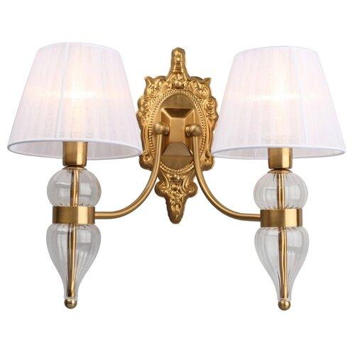 Настенный светильник Omnilux Balestrate OML-56801-02, 80 Вт настенный светильник omnilux asiago oml 85301 02 80 вт