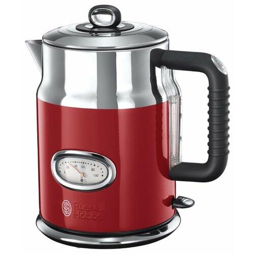 Фото - Чайник Russell Hobbs 21670-70, red чайник russell hobbs 21272 70 red