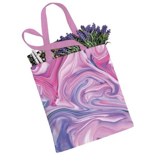 Сумка JoyArty Смещение красок (bsh_207085), текстиль