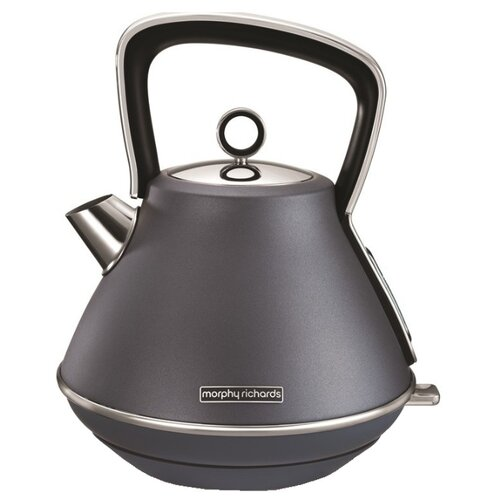 Чайник Morphy Richards 100102, платиновый