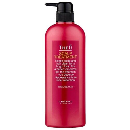 Купить Lebel Cosmetics Крем-уход для кожи головы и волос Theo Scalp Treatment, 600 мл