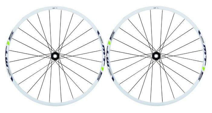 Комплект колес для велосипеда SHIMANO MT15А 29