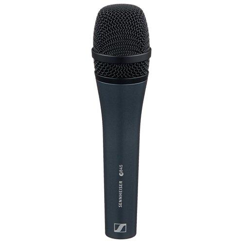 Микрофон Sennheiser E 845, черный