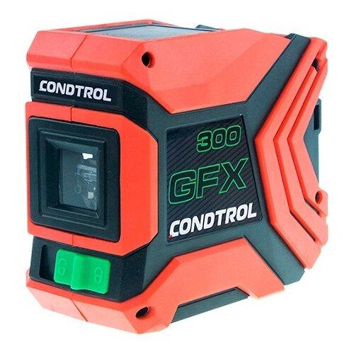 Лазерный уровень самовыравнивающийся Condtrol GFX300 красный электронный уровень уклономер condtrol i tronix 80