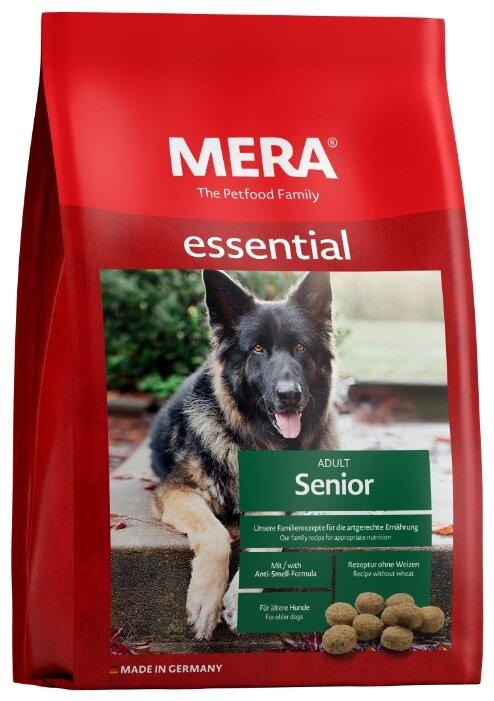 Корм для пожилых собак Mera