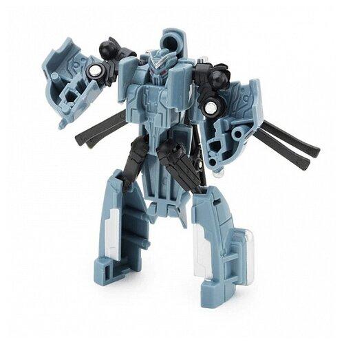 Купить Трансформер Play Smart Буря 8085 синий, Роботы и трансформеры