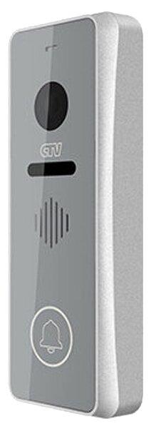 Вызывная (звонковая) панель на дверь CTV D4001AHD серебро