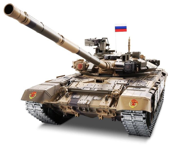 Танк Heng Long T-90 (3938-1) 1:16 65 см фото 1